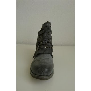 grauer Boots 836-PA